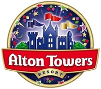 Alton Towers Inc. Entrance