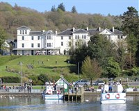Lake District, Sail & AfternoonTea at Belsfield