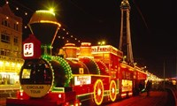 Blackpool Illuminations & Illuminated Tram
