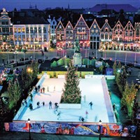 Brugge Christmas Market & Ostend