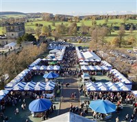 Chatsworth Christmas Market & Bakewell Market