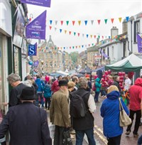 Clitheroe Food Festival - Day Excursion
