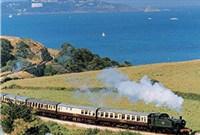 Paignton & Dartmouth Steam Railway - Marine Hotel