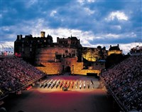 Edinburgh Military Tattoo - Tinto Hotel