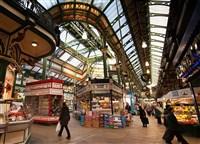 Leeds Kirkgate Market & Shopping