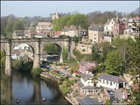 Ripon Market & Knaresborough - Day Excursion