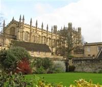 Oxford, Afternoon Tea & Porridge!!!