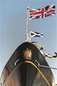 Edinburgh & Royal Yacht Britannia - Sunday Special