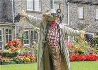 Grassington, Yorkshire Dales & Scarecrow Festival