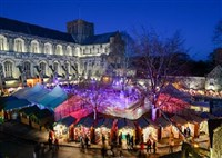 Oxford & Winchester Cathedral Christmas Markets