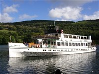 Bowness, Ambleside & Grasmere incl. Sail