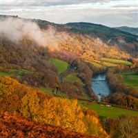 Autumn Tints of the Wye Valley & Forest of Dean