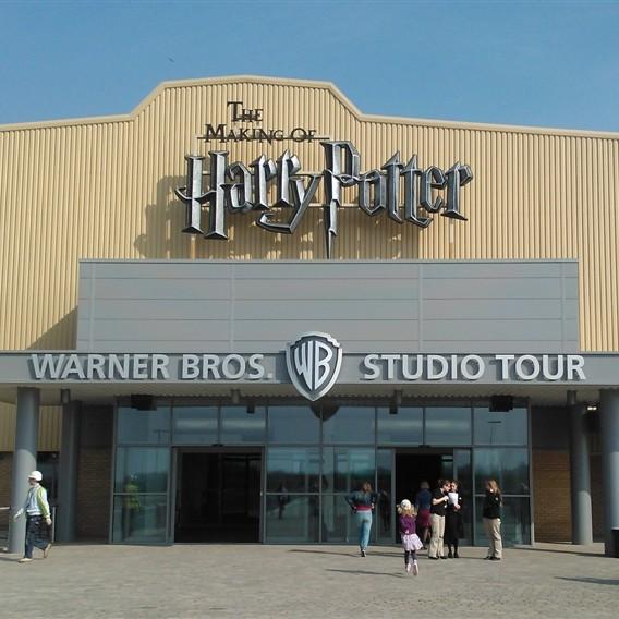 Tour Studio: Harry Potters Studios Tour & London