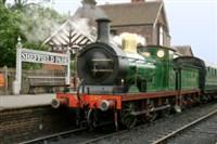Eastbourne, Brighton, Steam & Cream