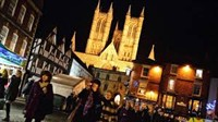Lincoln & Nottingham Xmas Markets & Chatsworth
