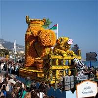 Menton Lemon Festival & Riviera Sunshine - Free Ba