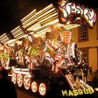 Wells Carnival & Longleat Festival of Light