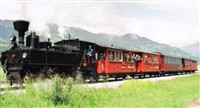 Nostalgic Trains & Waterways of Austrian Tyrol